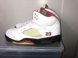 dada96c155ef Nike Air Jordan V 5 COUNTDOWN CDP FIRE RED OG 136027-163 Sz.10