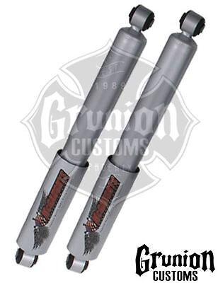 "McGaughys Chevy GMC C10 1960-1987 Set of Rear Lowering Shocks 4-7"" Drop 1850"