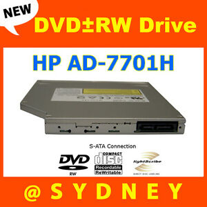 HP DVD RW AD 7701H DRIVERS UPDATE