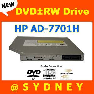 HP DVD RW AD 7701H DRIVER FREE