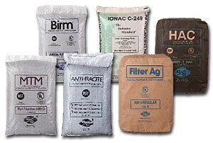 Calcite filter media ph acid neutralizer tanks 1 2 c ft