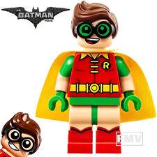 Robin Minifigure Batman Movie Fits Lego