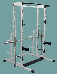 solid series 7 linear bearing smith machine