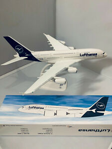 Lufthansa-Airbus-A380-800-1-250-PPC-Holland-New-Livery-A380-Flugzeugmodell