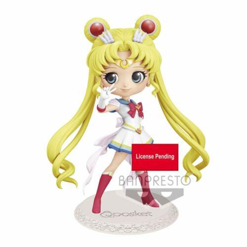 Sailor Moon Eternal  the movie Super Sailor Moon Ver HE B  BANPRESTO PREORDER