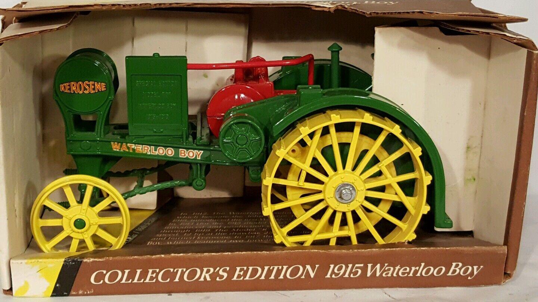 Ertl John Deere R Waterloo Boy 1 16 diecast farm tractor replica collectible