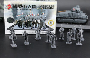 WW2-1-72-soldiers-11pcs-GERMANY-ARMY-German-honor-guard-Battlefield5