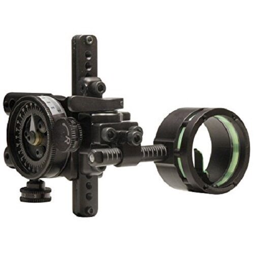 Right Hand Tommy Hogg Wrapped Bow Sight Double 2-Pin .019 Spot Hogg