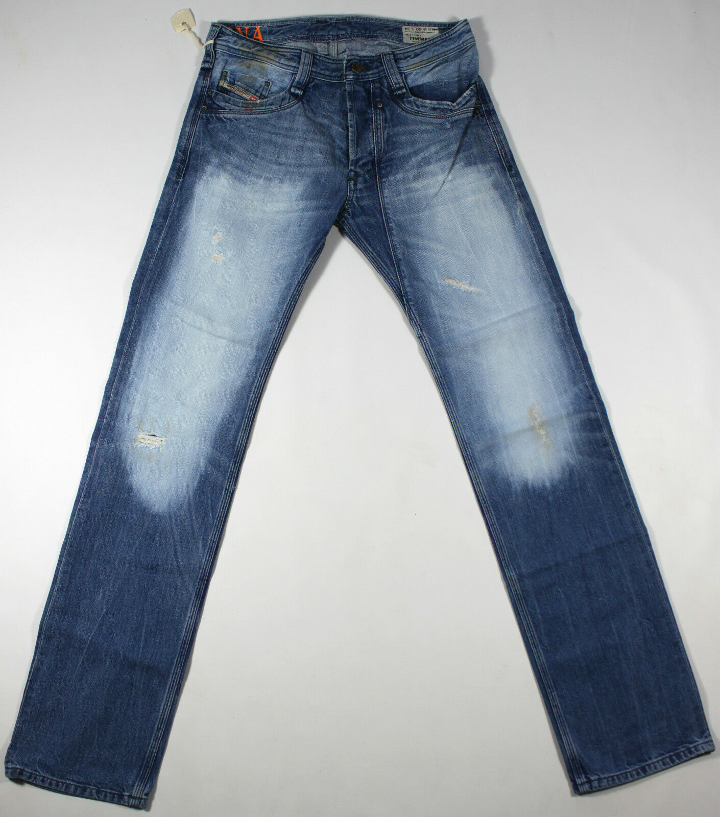 Diesel TimHommes  8MY Fit Jeans 30X34 100% Authentique Regular Fit 8MY Coupe Droite 0ba469
