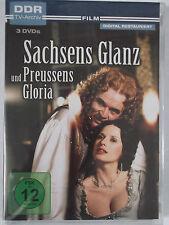 Sachsens Glanz und Preußens Gloria - August der Starke, Dresden, DDR TV Archiv