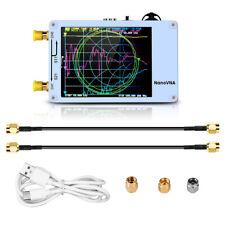 Nanovna 50khz 900mhz Vector Network Antenna Analyzer Hf Uv Vhf Uhf Vna Tft