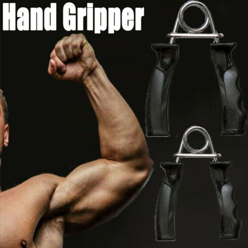 Hand Grip Grippers Forearm Wrist Muscle Training Strength Exerciser Grips~
