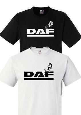 DAF TRUCKS LOGO UNISEX S-3XL DAF XF CF LF HAULAGE TRUCK DRIVER