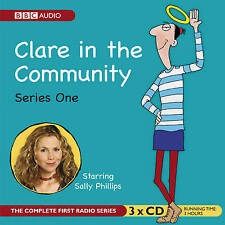CLARE IN THE COMMUNITY--SERIES ONE--3 CD AUDIO BOOK NEW SEALED