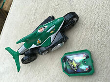 Power rangers RPM Japanese VALVEMAX green zord and soul chip
