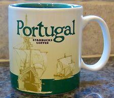 NWT Starbucks PORTUGAL Global Icon City Collector Series Mug with SKU
