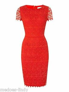 John-Zack-Red-Dress-Lace-Dress