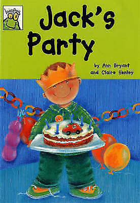 Jack's Party by Ann Bryant Paperback