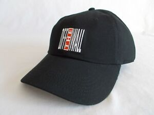 9f9b10dde25 NWT VANS Off The Wall COURT SIDE HAT Adjustable 6-Panel Cap BLACK ...