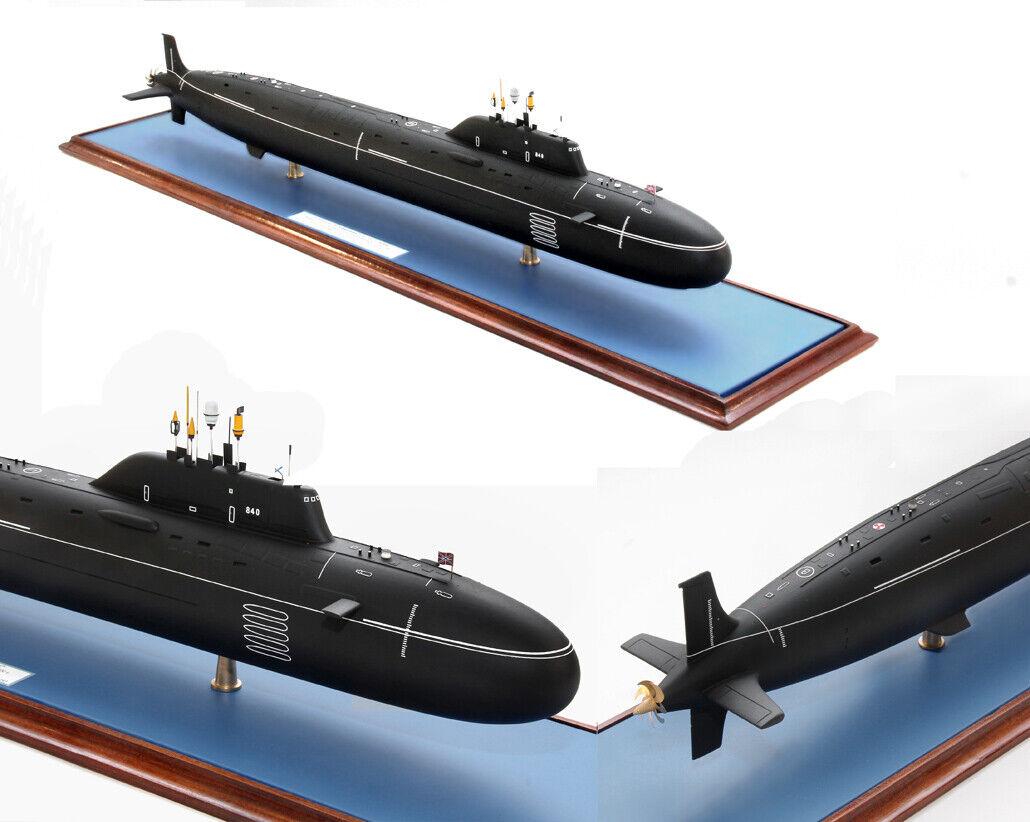 Russian submarine submarine submarine model project 885 Severodvinsk ( Yasen class ) 46c