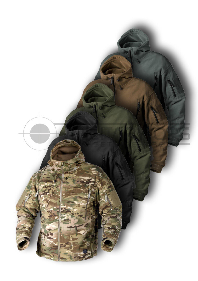 HELIKON TEX PATRIOT FLEECE TACTICAL RECON SPEC OPS ARMY MARINES COLD WEATHER