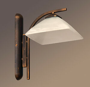 034-Delhi-034-MD-W-Lampe-De-Mur-Applique-Lumiere-1-flammig-Conception-TOP-HAUT-marron