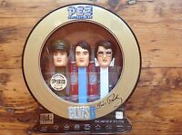 ELVIS IS ELVIS PRESLEY PEZ COLLECTIBLE TIN - STILL SEALED - LIMITED EDITION