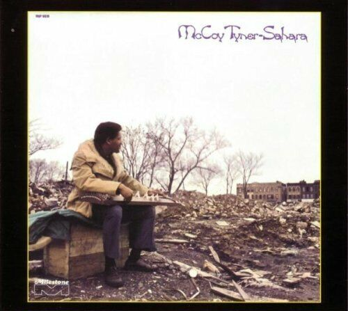 McCoy Tyner Sahara  [CD]