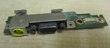 Lenovo ThinkPad T410s T400s T410si I/O sub card with DC connector 42W8292