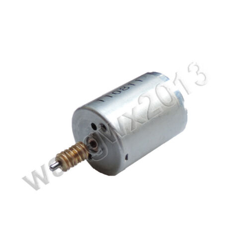 1pcs DC24V 3800RPM RF-370CA High Speed Micro Worm and Gear Motor for DIY Parts