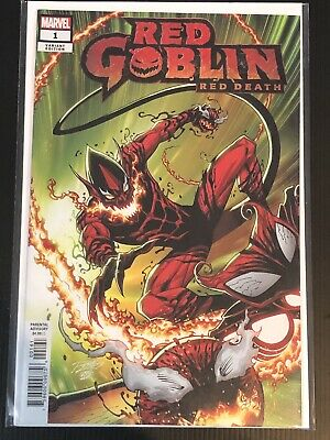RED GOBLIN RED DEATH #1 RON LIM VARIANT MARVEL COMICS EB93 10//30//2019