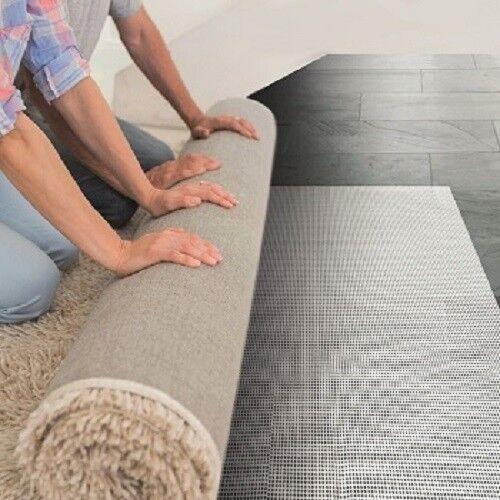 D-C-Fix Anti-Dérapant Tapis De Sol Dur sous-couche poignées pour arrêter le glissement 160 cm x 2.3 m