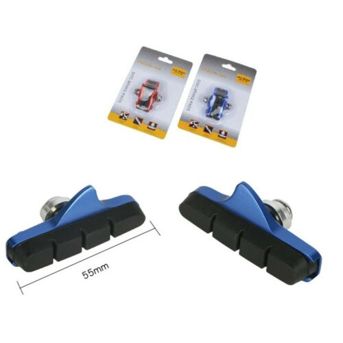 Wear-resistant Brake Pads 1 pair Cycling Replacement Bicycle Practical