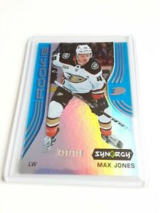 2019-20-Synergy-Max-Jones-Blue-Rookie-799-Rc-41-Anaheim-Ducks-L-K
