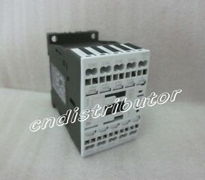 24VDC Coil DIL AC-22 // DILAC-22 Moeller AC Contactor Used Warranty