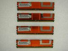8GB 4x2GB 667MHz DDR2 ECC Fully Buffered DIMM Mem for MA356LL/A Mac Pro TESTED