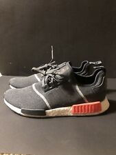 f9bacb3954937 adidas NMD R1 Nomad Runner S31510 Grey Orange Red 3m Size 8-13