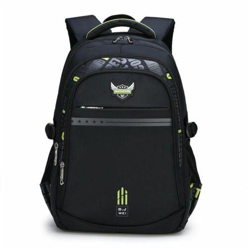 Children Orthopedics School Bags Backpack Girls Boys Waterproof Geometric L 30cm