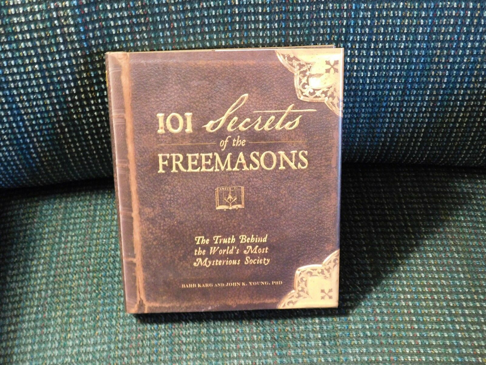 101 secrets of the freemasons karg barb young jon k