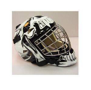 New Vaughn 7500 Sr Goal Ice Hockey Goalie Face Mask Helmet Skull