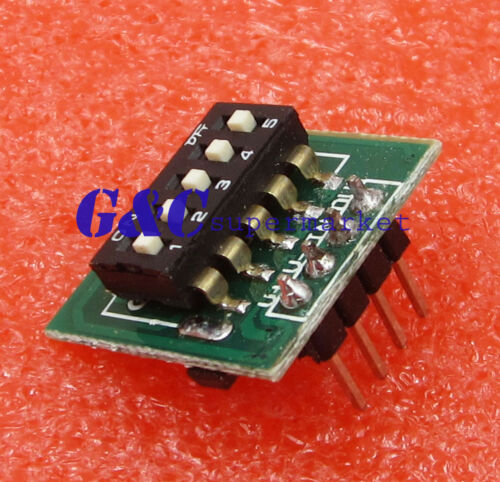 5pcs Timer Switch Controller Module 10S-24H Steady Adjustable Delay Module new