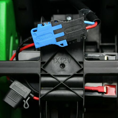 SafeAMP Wire Harness Connector for Peg-Perego 12-Volt SLA Battery