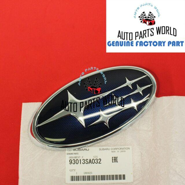 OEM 2006-2014 Subaru Front Star Grille Emblem Impreza Legacy Forester 93013SA032