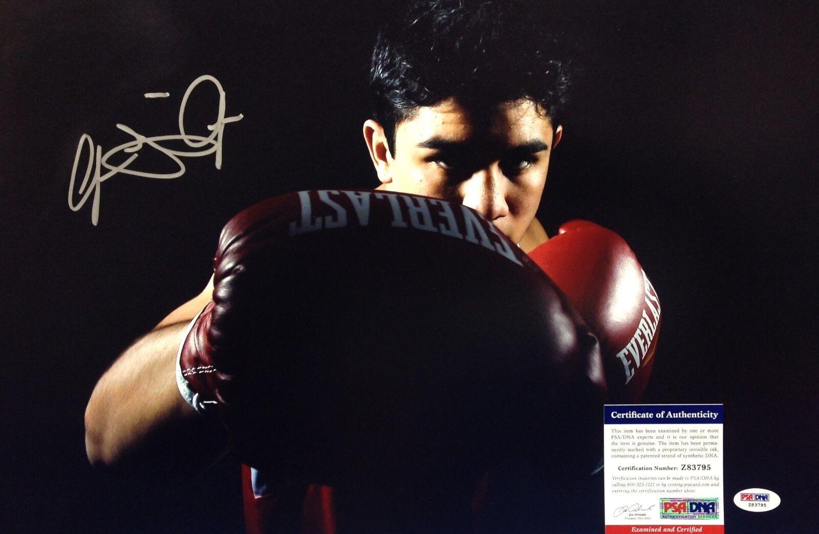 Joseph Daiz Jr. Signed 12x18 Photo - PSA/DNA # Z83795