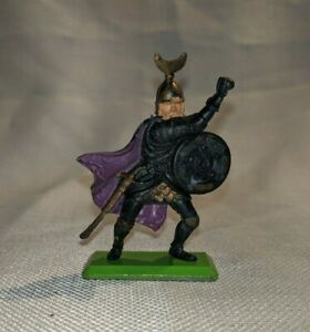 Britain-039-s-1971-Ltd-England-Deetail-Medieval-Knight-Soldier-Figure