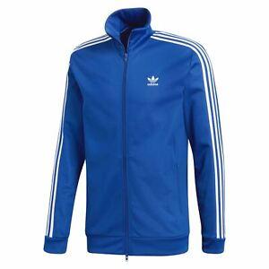 Dettagli su Adidas Originals Beckenbauer Tt Felpa Tuta Giacca Sportiva da Allenamento Croyal