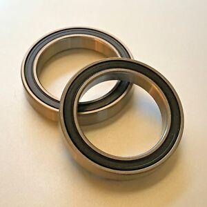 BB30-Bearings-Premium-6806-2RS-30-x-42-x-7mm-Deep-Groove-PF30-BB-2pcs