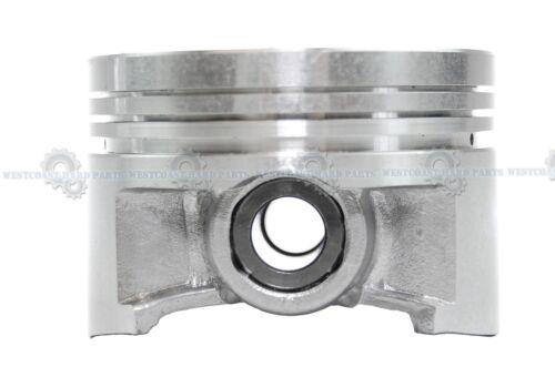 NEW 96-00 HONDA Civic D16Y5 D16Y7 D16Y8 Piston Rings /& Main /& Rod Bearings