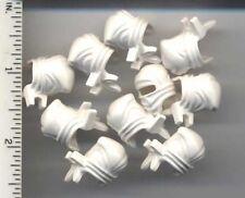 LEGO x 10 White Minifig, Headgear Ninja Wrap NEW Ninjago martial arts karate