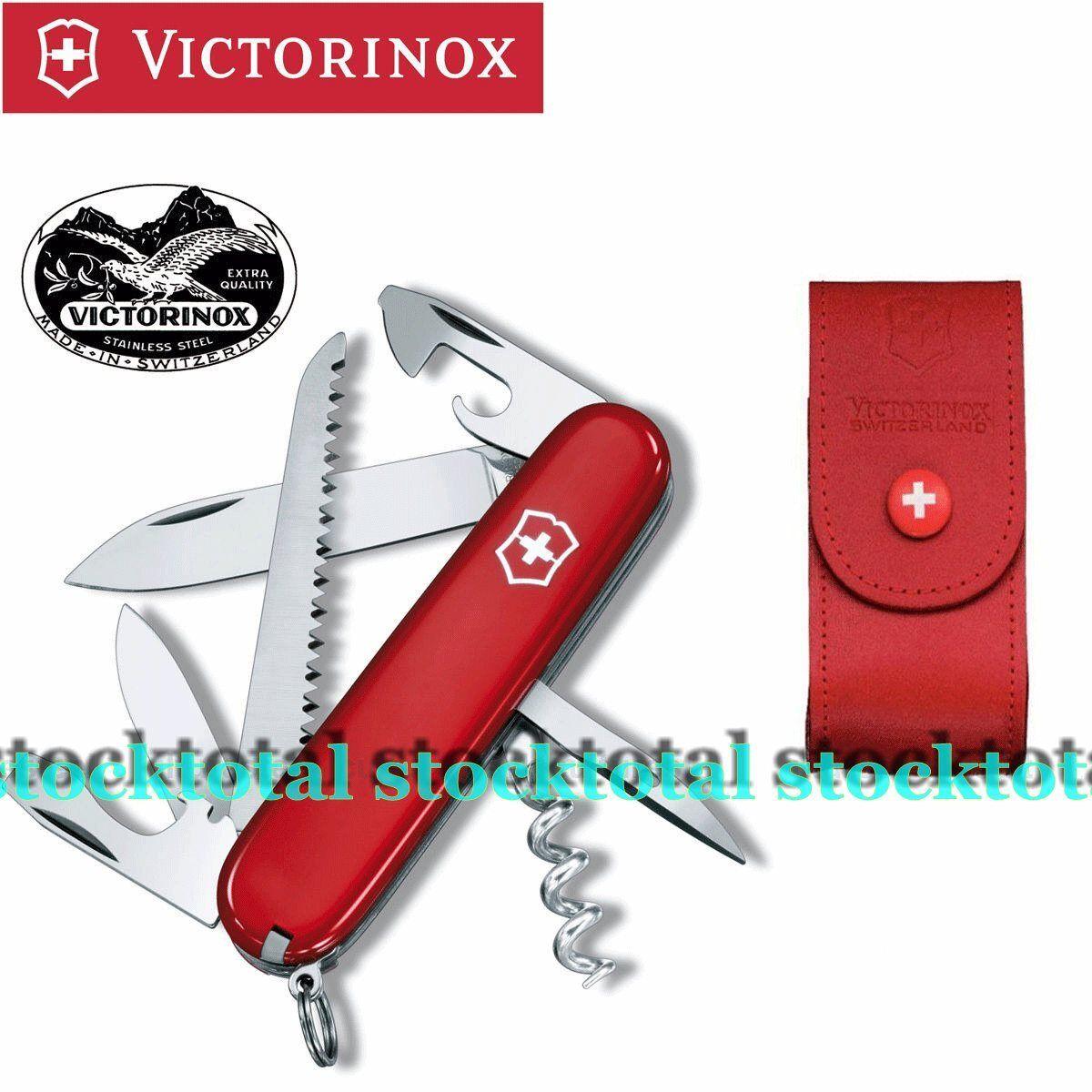 Navaja victorinox CAMPER + FUNDA 19